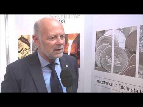 Martin Siegel über Euro, Goldpreis und Minenaktien