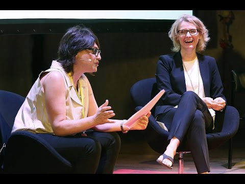 Rayya Elias & Elizabeth Gilbert: Sex, Drugs & Hair, All About Women 2015