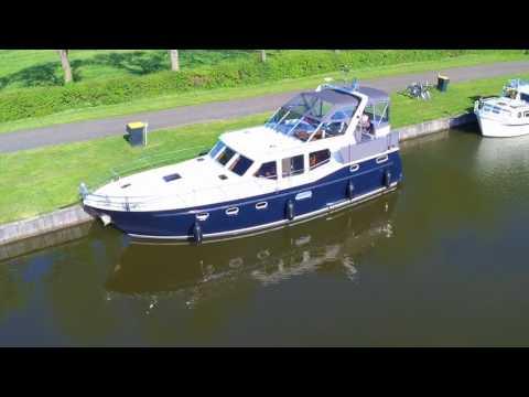 Yachtcharter 2017 by Amber Sanzi Yacht Charter Sneek HD