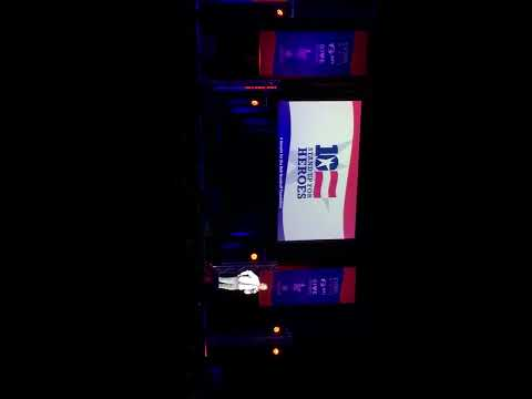Jon Stewart's Twitter Fight with Donald Trump at Stand Up For Heroes, 11/1/16