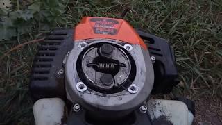 Жөндеу және ауыстыру муфтасының ілінісу триммере немесе бензокосилки.