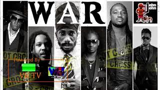 Bounty Killer - War Games (feat. I-Octane, Stephen Marley, Sizzla, Shabba Ranks & Beenie Man) 2018