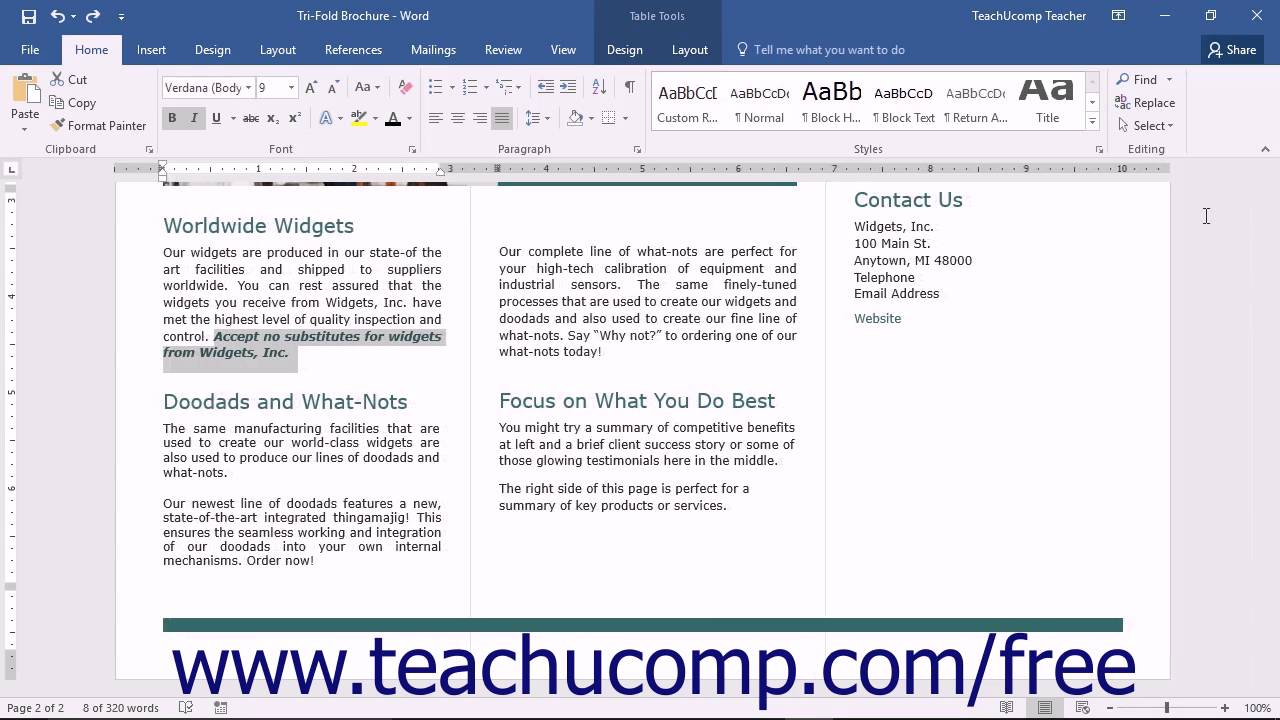 word 2016 tutorial using the reveal formatting pane microsoft