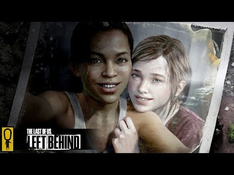 Let's Play THE LAST OF US: LEFT BEHIND DLC - Full Gameplay Walkthrough PS4 PRO