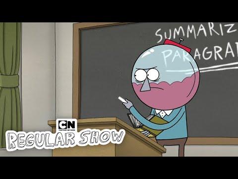 English Class I Regular Show I Cartoon Network