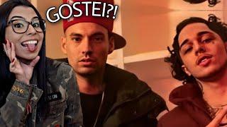 Baixar REACT | NGC DADDY & FILIPE RET | LALA GANG 🐊 (OFFICIAL MUSIC VIDEO)