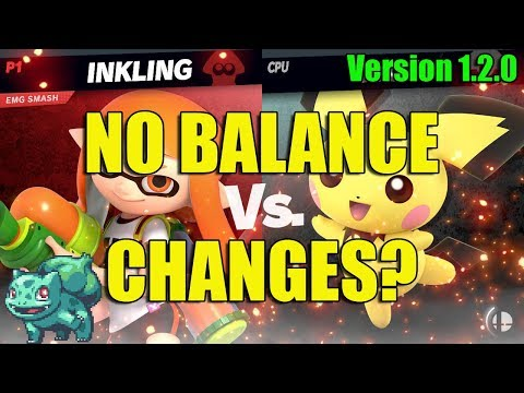 FIRST PATCH - What ACTUALLY Changed? Super Smash Bros Ultimate