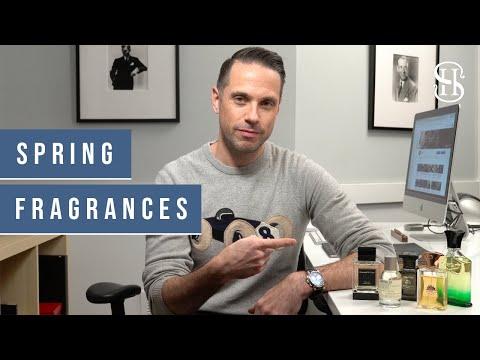 5 Great-Smelling Spring Fragrances