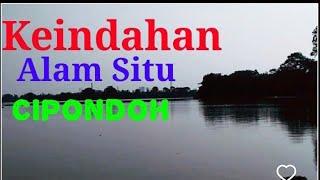 Keindahan alam Danau/Situ Cipondoh.