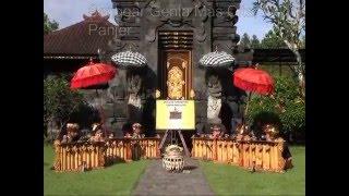 Lagu Gender Wayang Merak Angelo by Sanggar Genta Mas Cita, Panjer