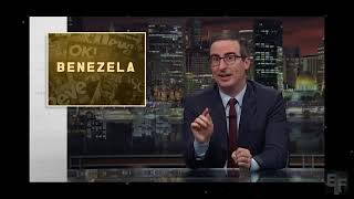 John Oliver's Venezuela Propaganda broken down.