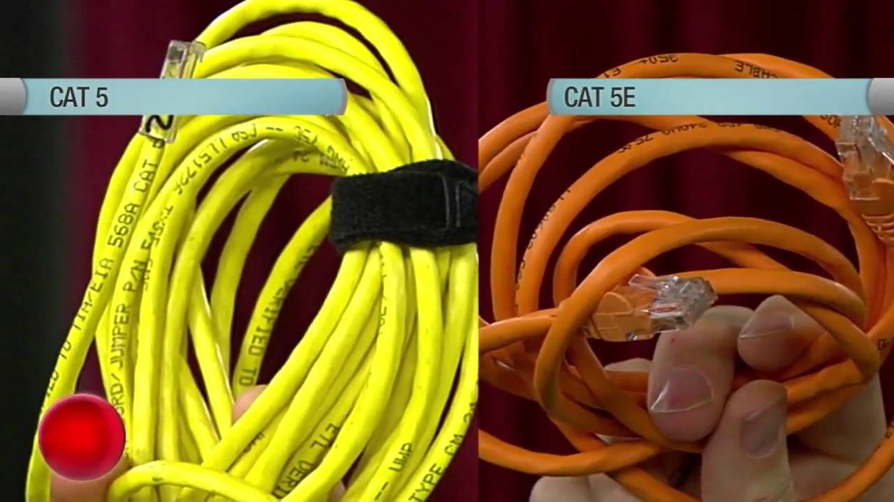 How to pick the right Network Cables for your Home Network - YouTube