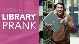 Western University Laptop Prank