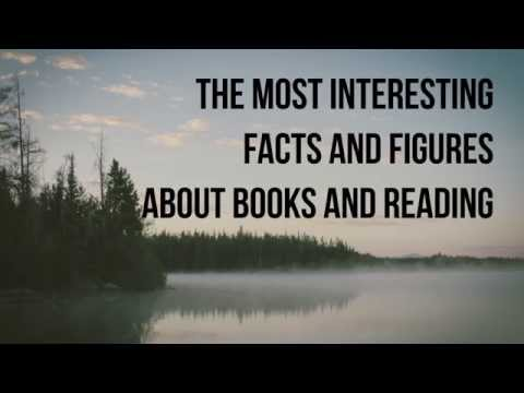 Fun Facts About Books and Reading! | AwesomeBooks - YouTube