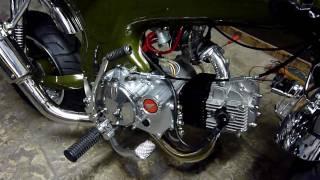 Dax moteur lifan 150cc .m2ts