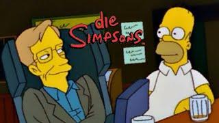 Die Simpsons - Stephen Hawking  [deutsch]