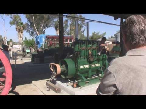 Antique Gas & Steam Engine Museum, Vista.  Oct, 20, 2013