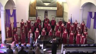 Crimson & Black Choir Hark I Hear the Harps Eternal (Carnahan)