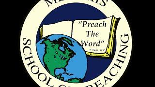 8:30 - 8:50 A.M. CHAPEL: Laying Foundations Overseas Jesus Jimenez 2015 Lectureship
