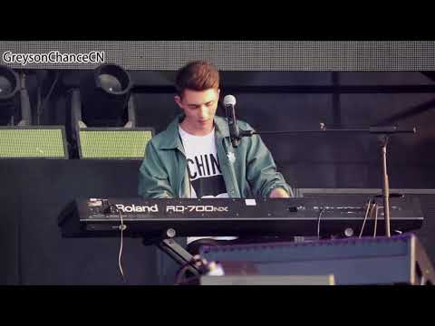 Greyson Chance——Waiting Outside The Lines Live At Shanghai Daydream Festival