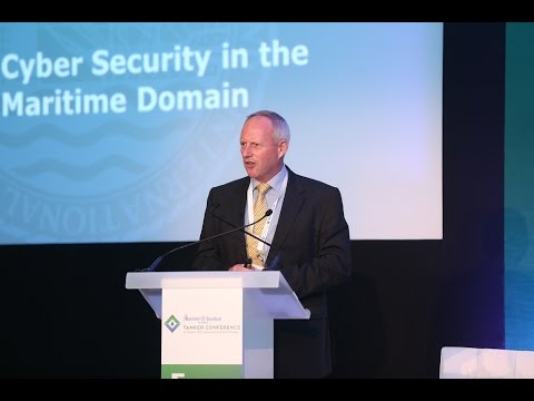 TMS Tanker Conference 2016, Philip Tinsley, Maritime Security Manager, BIMCO