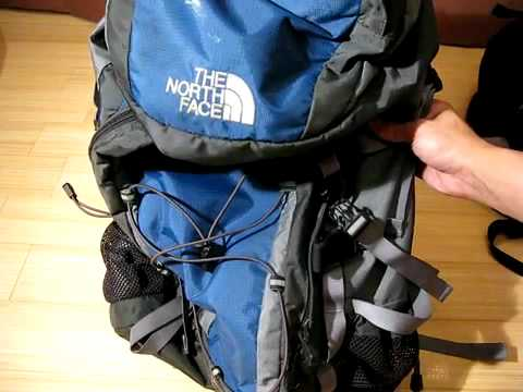 north face terra 60