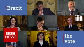 Brexit: How will MPs vote? - BBC News