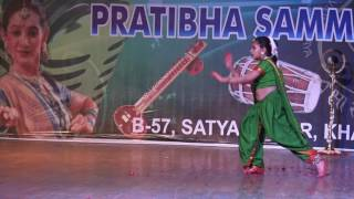Semi Classical Performed  by Student of Jaipur Sangeet mahavidyalaya d