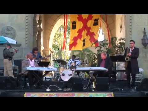 LES McCANN with Jeff Elliott @ the Santa Barbara Festival of Art 2007