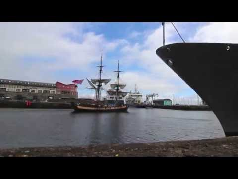 Atlantic Youth Trust Seafest Voyage - On Tall Ship Phoenix