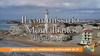 I nuovi episodi del commissario Montalbano in tv