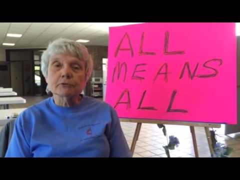 Reconciling UMs Standing Up Against Discrimination
