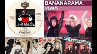 Bananarama - Venus (New Art Chic Dance Remix) Vito Kaleidoscope Music Bis
