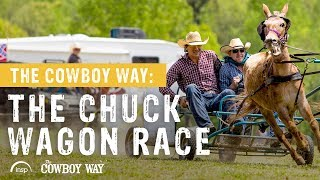 The Chuck Wagon Race   The Cowboy Way