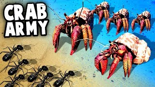 failzoom.com - GIANT CRABS vs ARMY ANTS! Invasion! (Empires of the Undergrowth Gameplay - EotU)