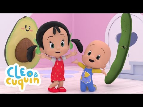 Download Vegetable Song by Cleo and Cuquin 🥬 🍅  Nursery Rhymes   Children Songs