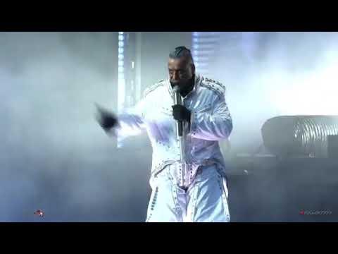 Rammstein   Intro Ramm4 @ Eden Arena,Prague 28 5 2017