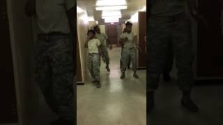 Juju on that beat (Army edition)