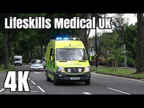 Ambulance siren - Emergency Medical Services Authority
