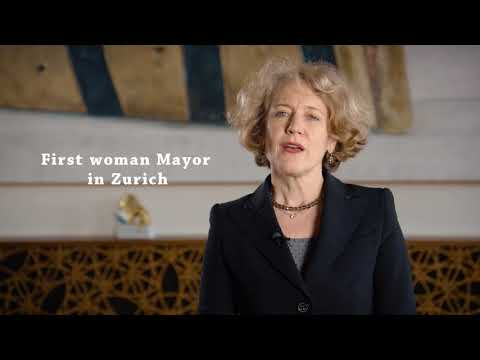 Zurich #1 talent competitive city - Mayor of Zurich thriving through diversity