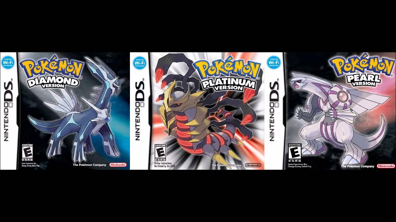 Pokemon Diamond / Pearl / Platinum