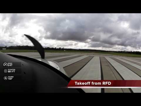 Cirrus SR22 IMC Flight