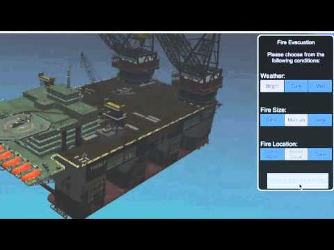 Offshore Animation Showreel HD 2014