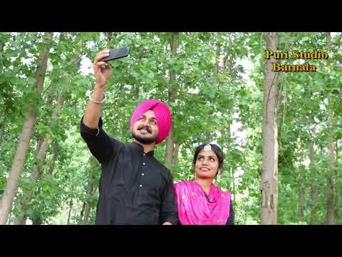 Best pre wedding #2018# Parwinder&mandeep#Puri Studio Barnala#