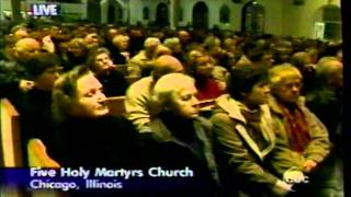 SAINT POPE JOHN PAUL II THE GREAT FUNERAL MASS PART 2 OF 16