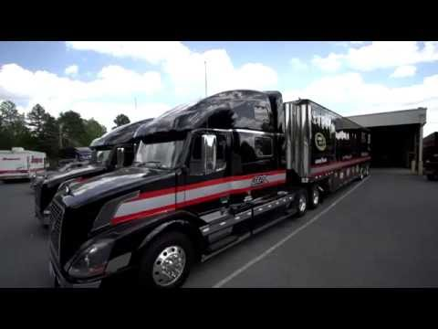Life On The Road: How BK Racing Haulers Get To And From NASCAR Races