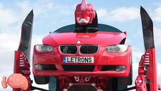 6 Autos TRANSFORMERS Que Existen En LA VIDA REAL