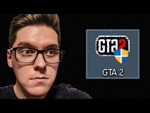 MERGE GTA 2 Pe WINDOWS 10 ? (EXPERIMENT)
