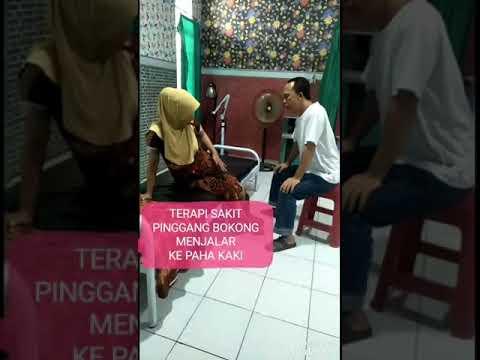 Syaraf KejepitSyaraf Kejepitdi Pinggang Akhirnya Pilih Tindakan PLDD. PLDD (Percutanous Laser Disc D.