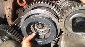 Eaton Trans upgrade progress - YouTube